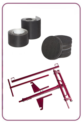 <font size='4px'><strong>Accessories for machines</strong></font>