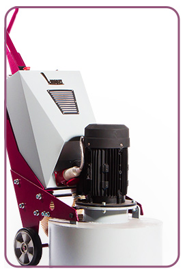 <font size='4px'><strong>Grinding and polishing machine </strong></font>