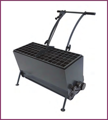 <strong>Linolit dry shake Material spreader</strong>