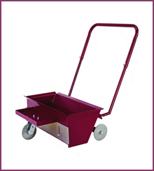 <strong>Linolit roller screed Box for mortar</strong>